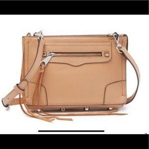 Rebecca Minkoff Tan Crossbody bag
